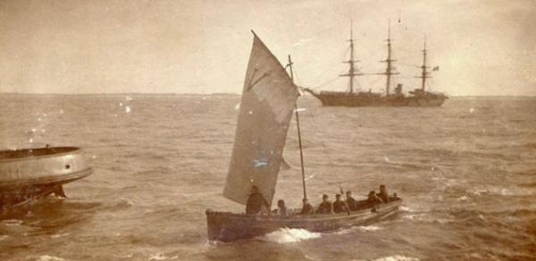 Loodsboot 1898