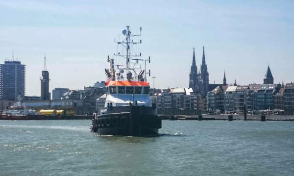 Elektrische veerboot