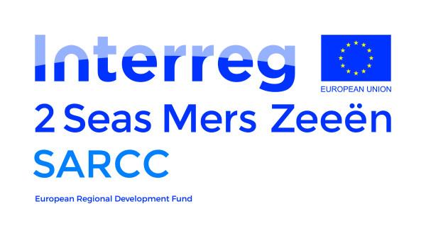 Logo van het EU-project Sustainable and Resilient Coastal Cities